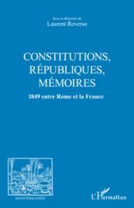 Constitutions republiques memoires