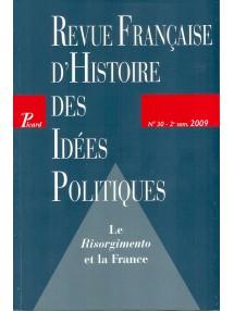 Le Risorgimento et la France